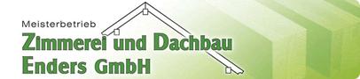 Zimmerei und Dachbau Enders GmbH - Logo